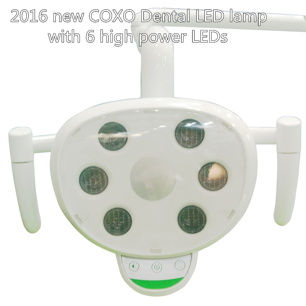 2016 new COXO Dental LED lamp Light with 6 high power LEDs Double contol system with sensor and switch dys mr2205 2700kv brushless motor for multicopter fpv racer quadcopter