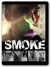 Smoke with gimmick - professional close-up street magic trick / wholesale free shipping
