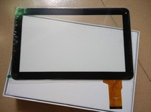 Cheaper A33 replacement touch screen capacitive digitizer for 10.1 Quad Core Tablet PC