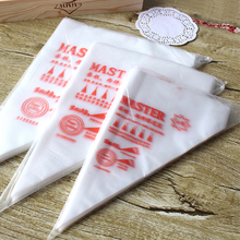 100pcs Disposable Piping Bag