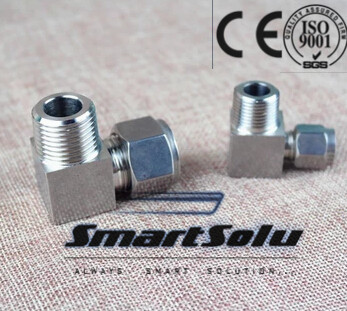 Free shipping Stainless 90 Compression Adapter, ZG1/2NPT-12 Thread, Homebrew Fitting,Straight terminal fittings  цена и фото