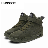 Men Cheap Basketball Shoes Fashion Sneakers For Men Air Basket Male Solid Sports Shoes 2018 New Brand Lace Up Walking Shoes