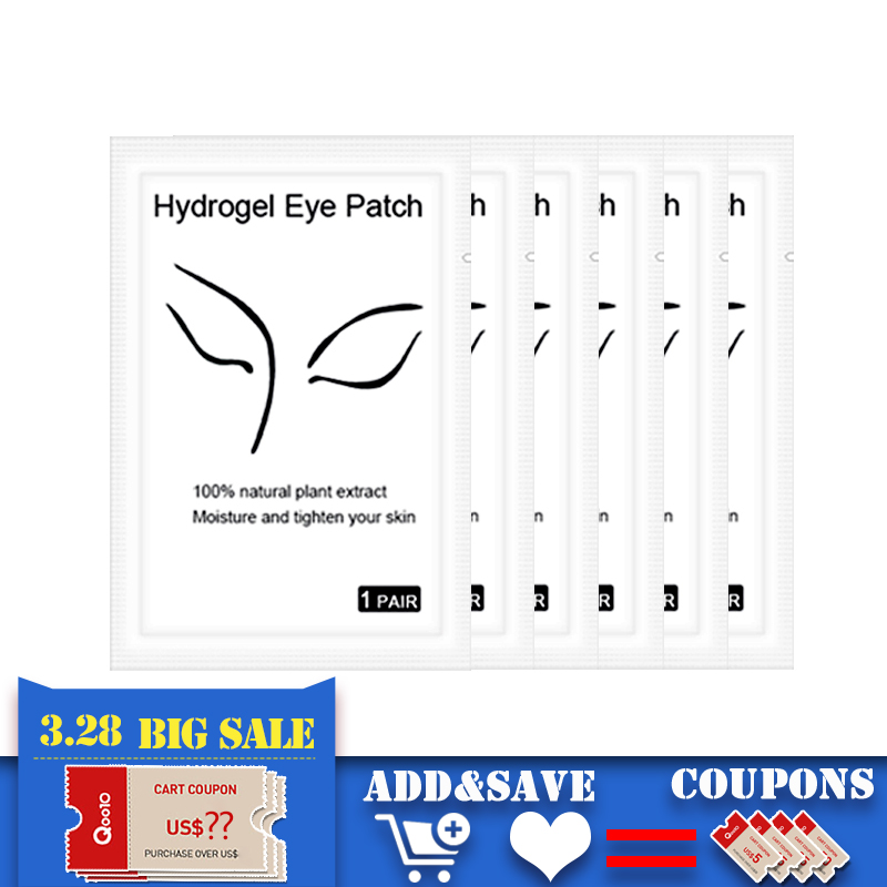 a13a32f7992 Wholesale Cheap Patches Eyelash Under Eye Pads Lash Eyelash Extension Paper  Patches Eye Tips Sticker Wraps Make Up Tools