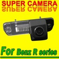For Sony CCD MERCEDES Benz R ML GL 350 Car Cam Camera Back Up Rear View Parking Reversing Sensor Security System Kit for GPS