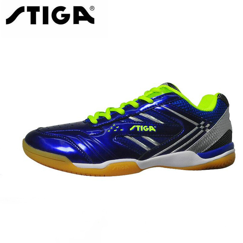 Stiga Table Tennis Shoes New Men And Women Professional Breathable Training Sport Sneakers