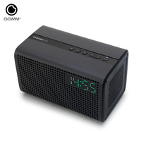 GGMM E3 Wireless Bluetooth Speaker Audio Receiver WiFi HiFi Music Stereo Sound Computer Speakers With LED