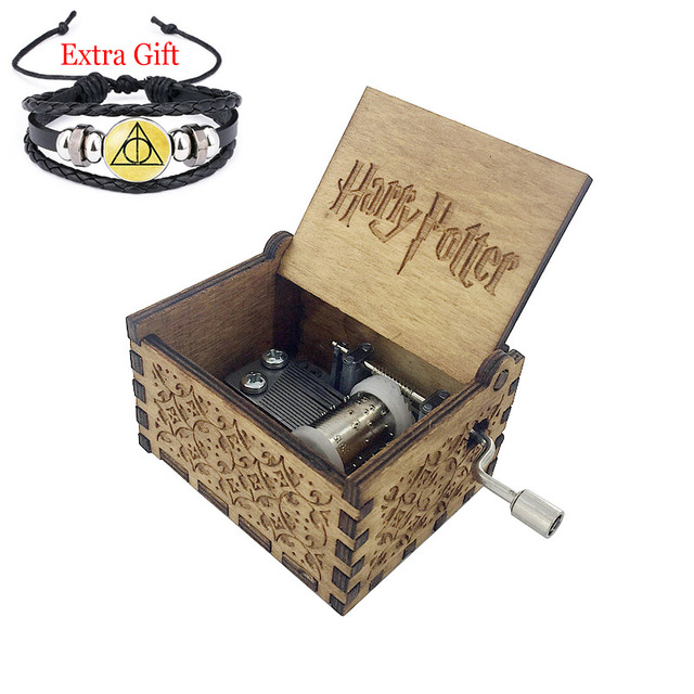 Harry Potter Music Box With Extra Gift