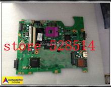 Original 517837-001 for compaq presario g61 CQ61 motherboard with PM45 chipset 100% Test ok