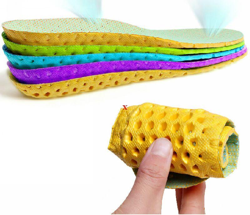 Унисекс здоровья обуви Pad ортопедические стельки для плоскостопие ортопедии человек и ж ...