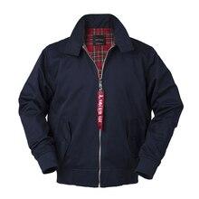 2018 Autumn harrington vintage windbreaker bomber jacket men european style mili