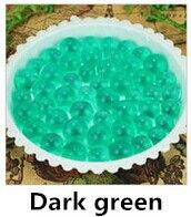 Us 482 ślub Dekoracji Wnętrz Gleby Wody Koraliki Magiczne Kule Zielone żelowe Kulki Dekoracyjne Wazon ślub Dekoracja Stołu Kryształ W ślub