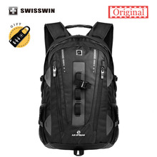 swiss travel Backpack SWE9972 32L Outdoor sport backpack for mountain climbing 15.6 Computer Backpack For Business
