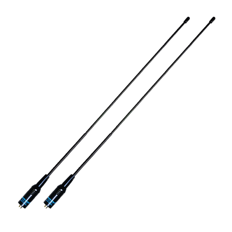 2pcs NA-771 Antenna Long Walkie Talkie Antenna For BaoFeng Walkie Talkie UV-5R BF-888S UV-5RE Plus UV-82