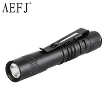Mini Portable LED Flashlight R5 Work Light lanterna Powerful