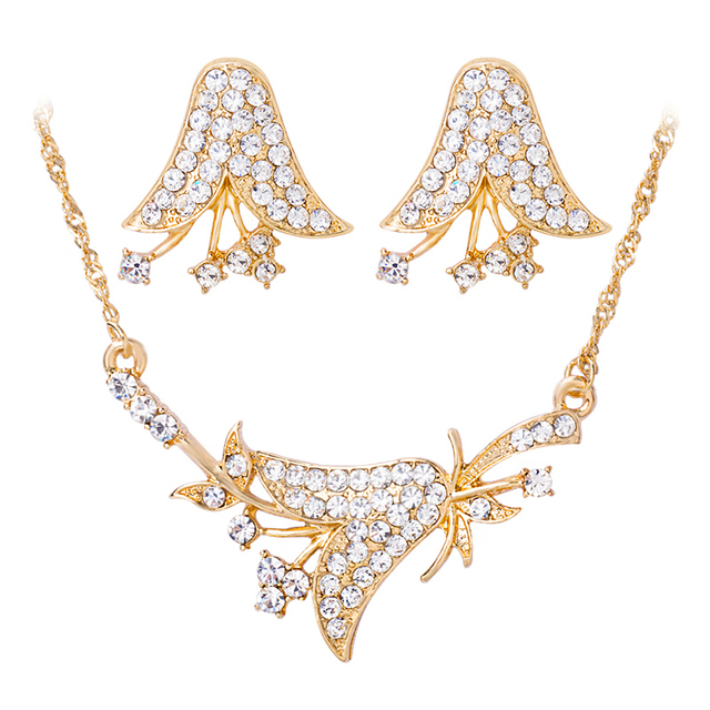 3d0711dda4d MISANANRYNE Luxury Bridal Jewellery Sets CZ Crystal Elegant Ladies  Accessories For Girlfriend Surprise Gifts Party Occasion