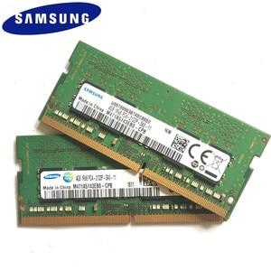 Image 3 - Samsung Laptop DDR4 16GB 8GB 4GB PC4 2133MHz lub 2400MHz 2400T lub 2133P DIMM pamięć do notebooka 4G 8G DDR4 RAM
