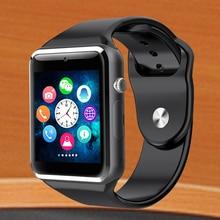 PARAGON Smartwatch-sim-karte Bluetooth smartwatch Armbanduhr Schrittzähler für Android Smartphone Russisch Hebräisch Spanisch DZ09 MOTO360