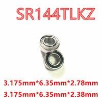 SR144TLKZ SR144ZZ Dental Bearing High Speed Handpeice Spare Parts SR144 Bearing Stainless Steel Hybird Ceramic Bearing