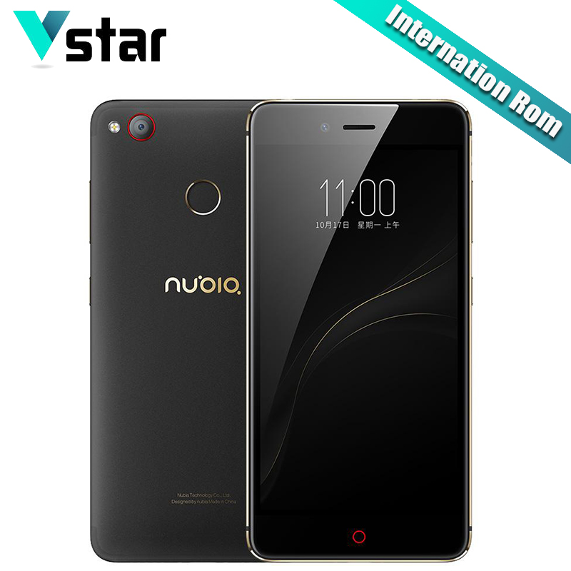 bilder für Internationalen Firmware Nubia z11 mini S Dual-sim-karte 4 GB RAM 64 GB ROM Qualcomm 5,2 Zoll 3000 mAh Multi Sprache