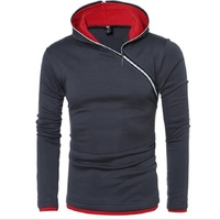 ECTIC 2018 Spring Autumn New Fashion Hoodies Brand Men Lattice Sweatshirt Male Men S Sportswear Hoody