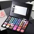 78 Colors Makeup Eye Shadow Blusher Shadding Powder Concealer Lipgloss Eyeshadow