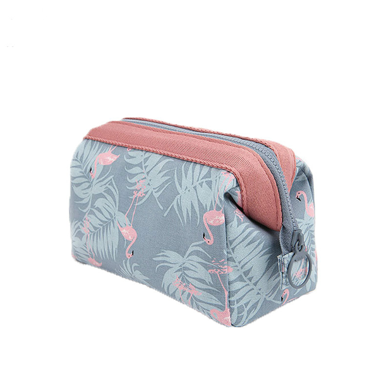2017 New Design Portable Cosmetic Bag Travel Cosmetics Bag Trousse De Maquillage Necessaire Women Waterproof Toiletry Kits fashion travel cosmetic bag makeup case multifunction organizer trousse de maquillage necessaire free shipping