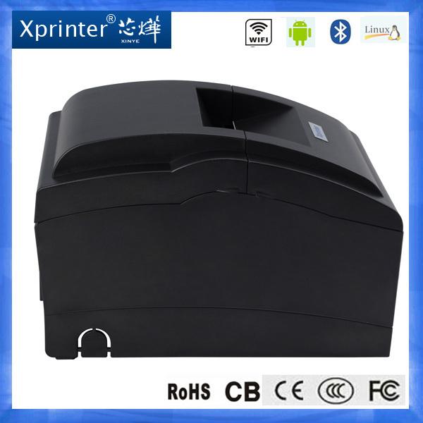 XP-76IINC POS Térmica impresora de recibos de matriz de puntos con bajo costo, Xprinter