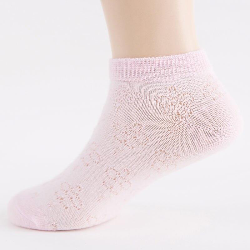 5 Pairs Socks Set  New Fashion Spring Summer Soft Cotton breathable Mesh  Baby Toddler Boy Girl Socks 5