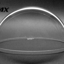 JMX 4 дюймов Акриловые Крытый/наружного видеонаблюдения ясно Камера купол Корпус безопасности Камера Корпус