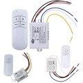 Abs sem fio on/off 1/2/3 maneiras 220 v lâmpada interruptor de controle remoto transmissor receptor