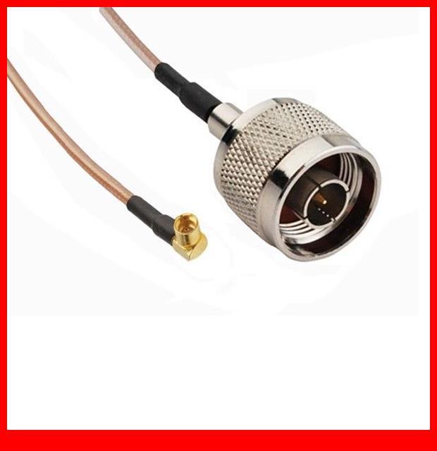 10 pcs  15CM RF Pigtail N Plug to MMCX Jack Right Angle Coaxial Cable RG31610 pcs  15CM RF Pigtail N Plug to MMCX Jack Right Angle Coaxial Cable RG316