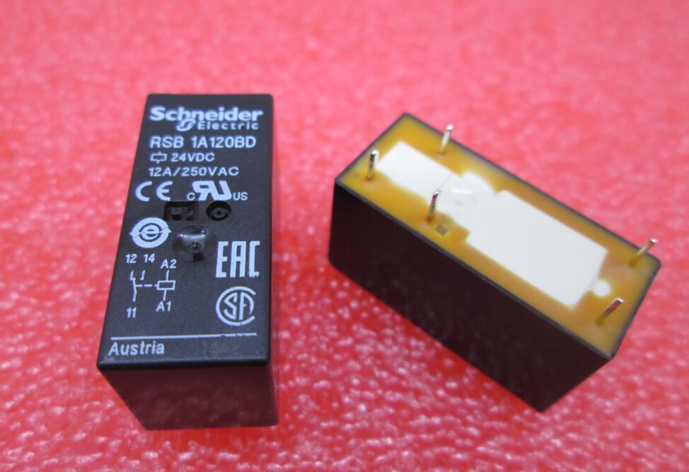 NEW relay RSB1A120BD 24VDC RSB1A120BD-24VDC 24VDC 24V DIP5 5PCS/LOT relay g6ak 474p st us 24vdc g6ak 474p st us 24vdc g6ak 474p 24vdc 24v dc24v dip16