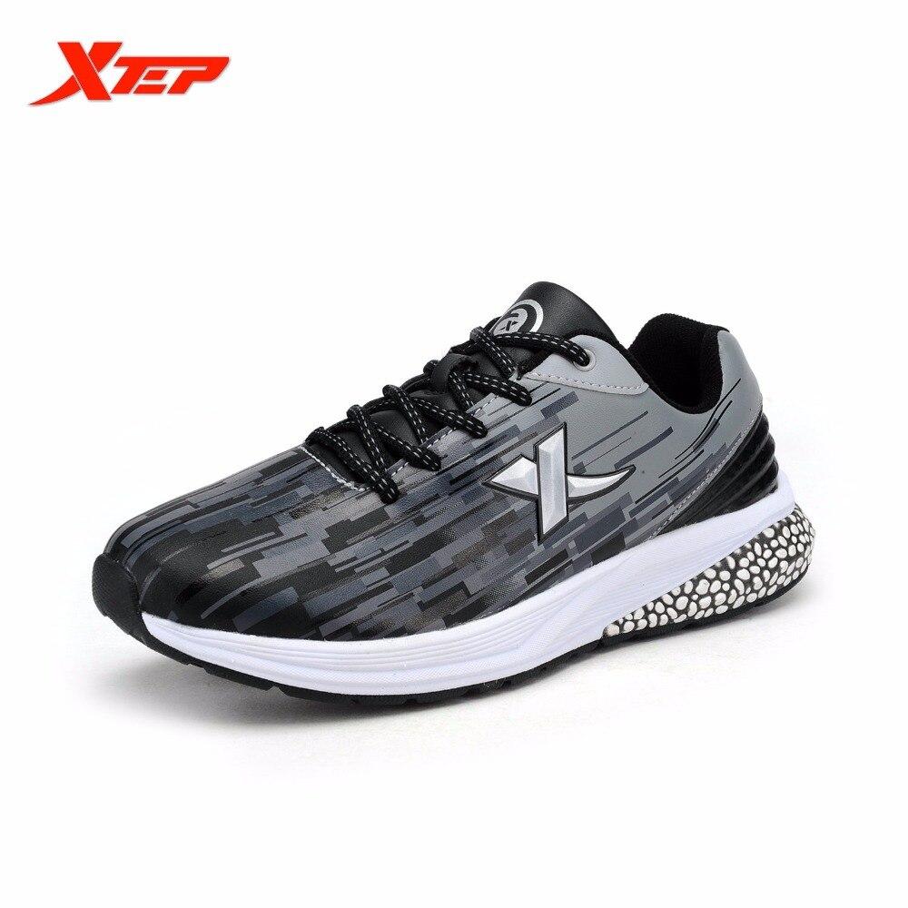 c9bc3cc8dc2 XTEP Marque Chaussures de Course pour Hommes Chaussures de Sport Homme  Sport Chaussures Hommes Baskets Baskets Homme Chaussures Chaussure Femme  984319119581 ...