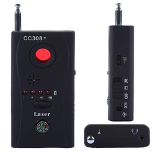Mini Anti Spy Signal Radio Freqency Detector Hidden Camera Laser Lens GSM Device Finder Detectors