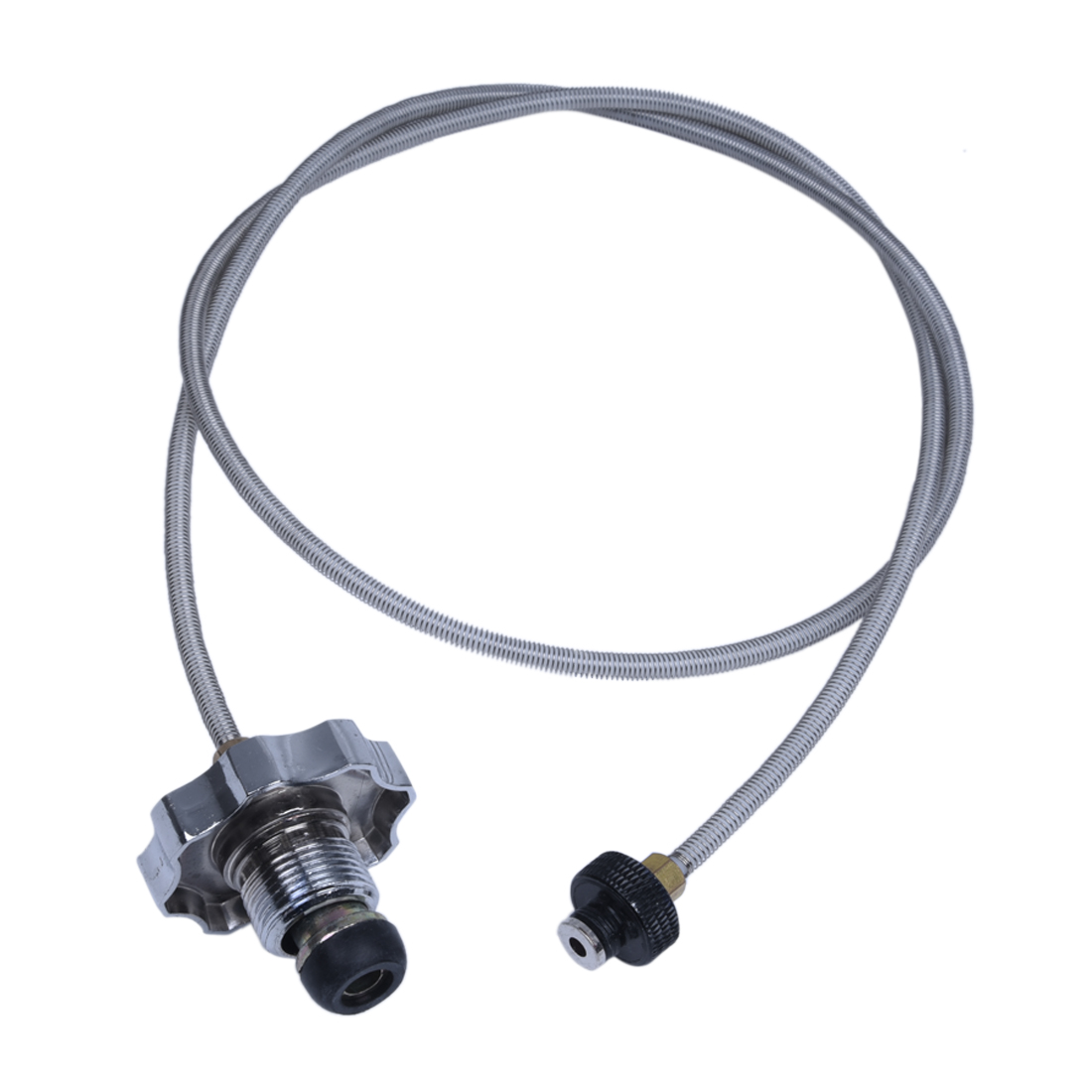New Sale Outdoor Camping Stove Use Household LPG Cylinder Gas Tank Conversion Head Adapter 100CM Length 4MM Diameter