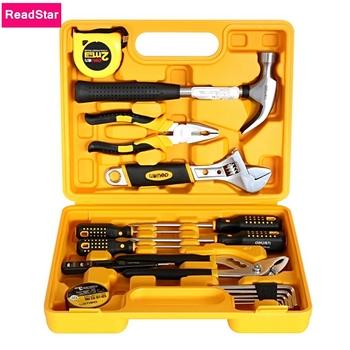 16 sztuk partia ReadStar 3701 wielofunkcyjny zestaw narzędzi box zestawy narzędzi 16 w 1 zestaw narzędzi w połączeniu screwdrive klucz pudełko cała sprzedaż tanie i dobre opinie Sieć Repair Tool Kit