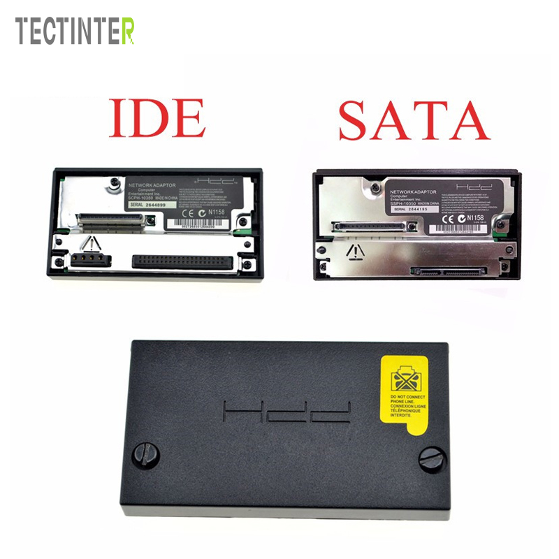 SATA Interface Network Adapter Adaptor For PS2 Fat Console IDE Socket HDD SCPH-10350 For Sony For Playstation 2 Fat Sata Socket