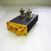 6J1 tube AMP amplifier HiFi pure amp preamplifier Tube class A amplifier hifi audio amplifier