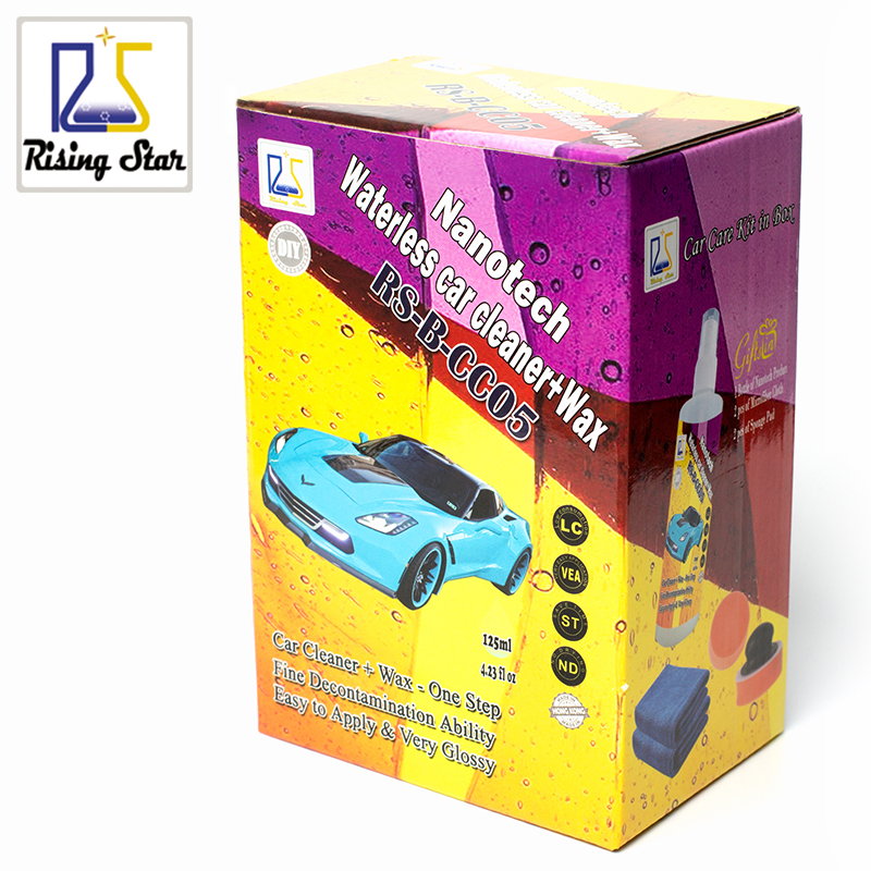 Rising Star RS B CC05 Car Wash Wax Car Clean and Paint Care with One Quick