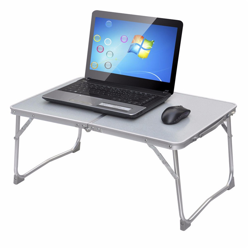 Notebook Computer Desk 360 Rolling Adjustable Picnic Folding Laptop Table  Stand Desk Portable Picnic Bed Sofa Tray For Outing In Lapdesks From  Computer ...