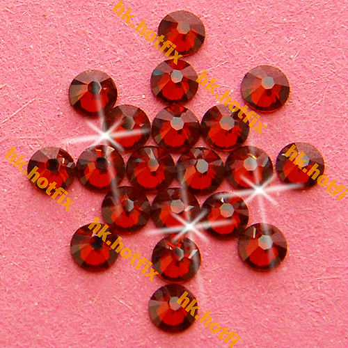 0996aaa45 ss7 (12 pieces ) GENUINE Swarovski Elements Red Magma ( REDM ) 7ss ( NO