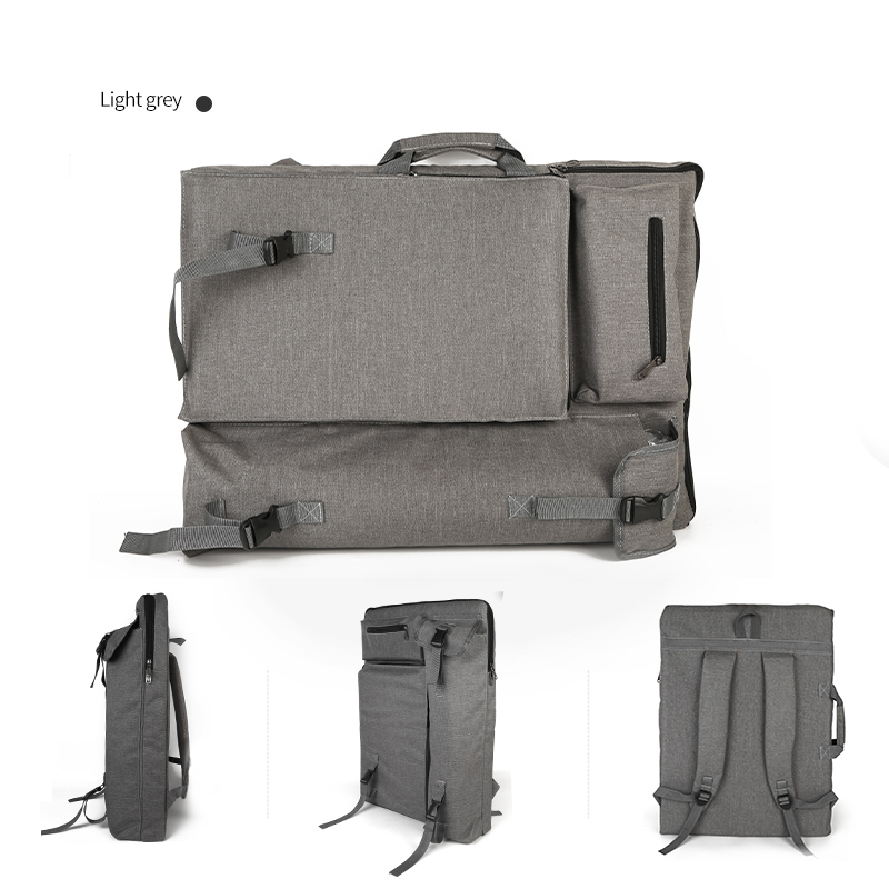 Image 5 - Large Art bag for drawing board painting set travel sketch bag for sketching tools Canvas painting art supplies for artist-in Art Sets from Office & School Supplies