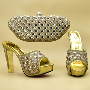 Elegant Italian Shoe and Bag S