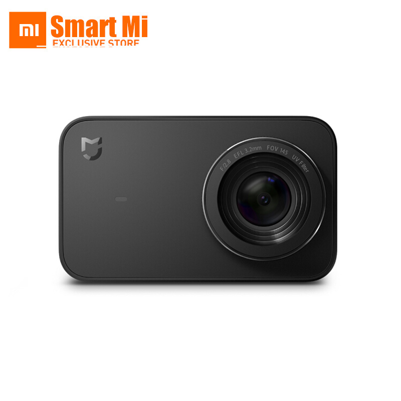 Xiaomi Mijia Mini Portable 4K 30fps Action Video Recording 145 Wide Angle 2.4 Inch Screen