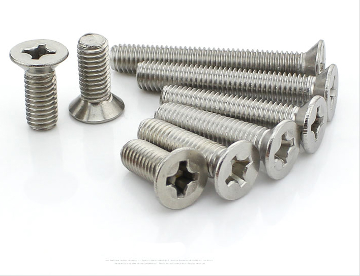 Qty 100 Pan Head M5 x 30mm Stainless Steel 304 Machine Screw Phillip Bolt 5mm