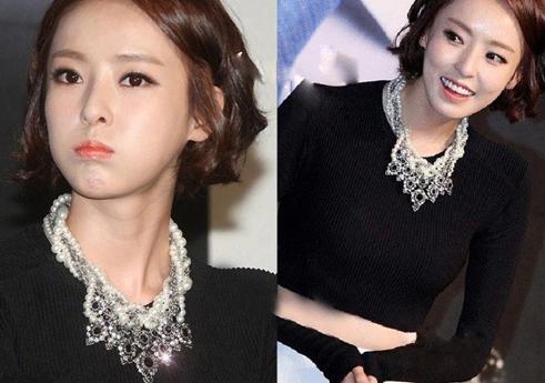 Kpop exagerada multilayer pérola colar de estrela do vintage jóias artesanais atacado/gros collier femme/neckless/colar/collana