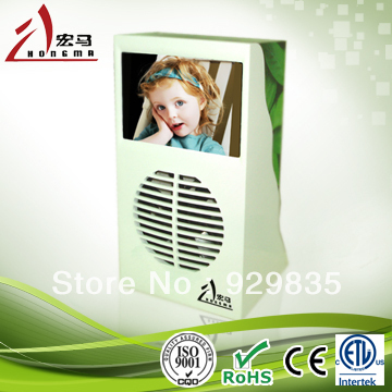 Personal Air Purifier with built-in photo frame