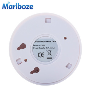 Image 4 - Home Security 85dB Warning High Sensitive LCD Photoelectric Independent CO Gas Sensor Carbon Monoxide Poisoning Alarm Detector