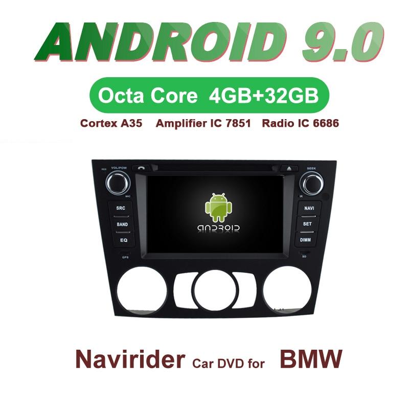 OTOJETA Car GPS Android 9.0 Radio For BMW E90 E91 E92 E93 DVD Bluetooth Navigation stereo Capacitive screen Support Mirror LinkOTOJETA Car GPS Android 9.0 Radio For BMW E90 E91 E92 E93 DVD Bluetooth Navigation stereo Capacitive screen Support Mirror Link