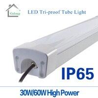 Напрямую с фабрики продажи 8 шт. много tri доказательство Light Tube 60 Вт tri доказательство Light tube ip 65 4ft tri доказательство light tube